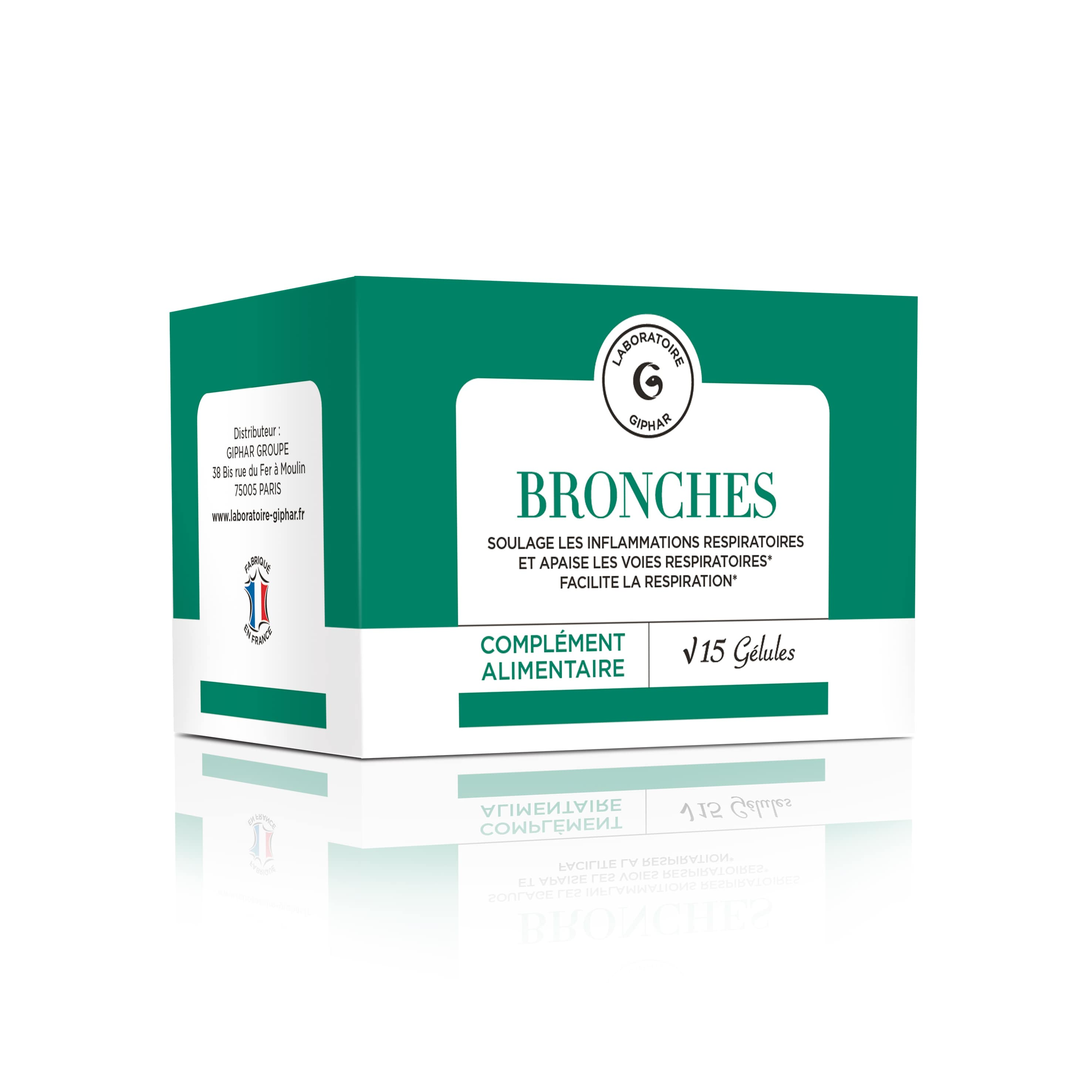 complément alimentaire bronches packaging