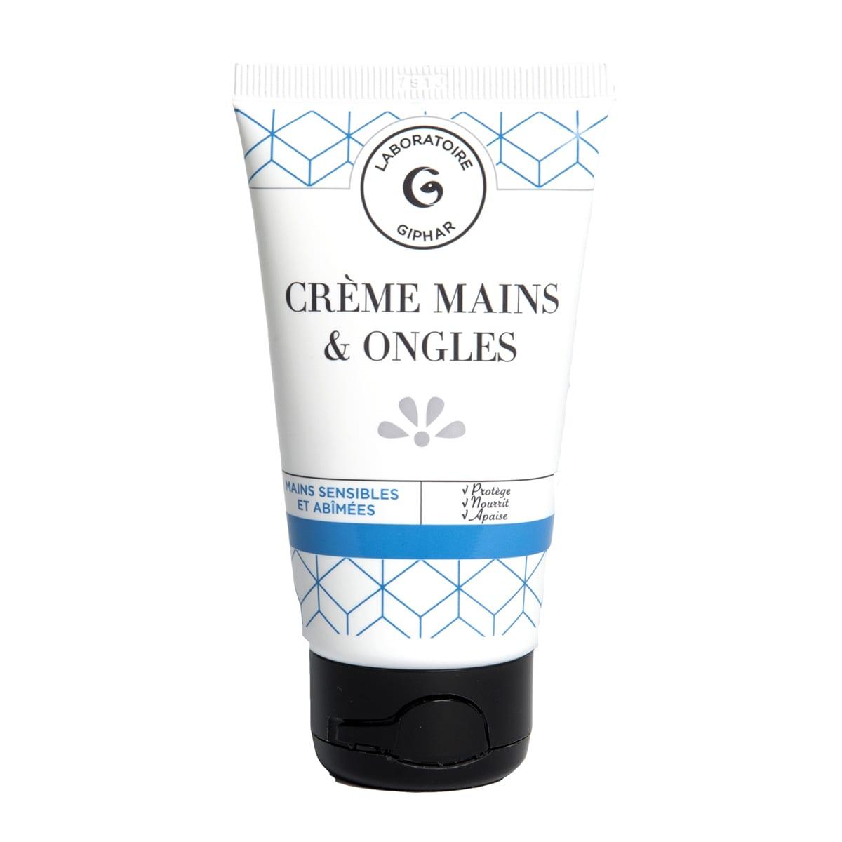 c88ef865a374 Ma crème pour les mains et ongles packaging. Premiers soins